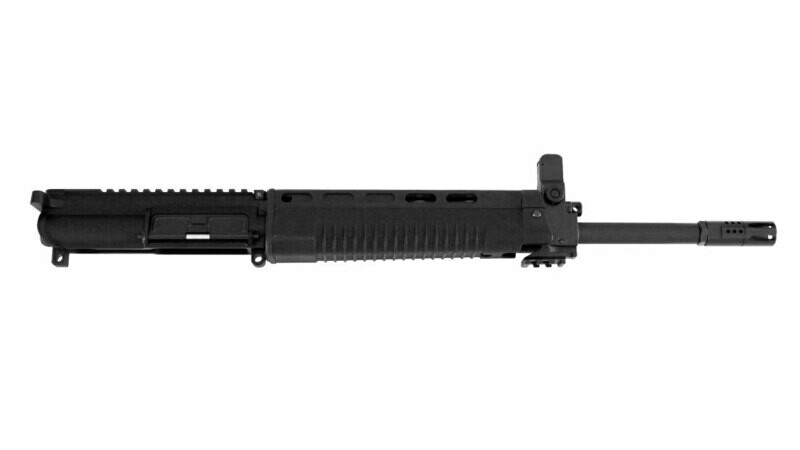 T91 Complete Upper 14.5-inch Heavy Profile Chrome Lined Barrel With Polymer Handguard