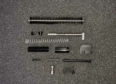 Glock® 17 Gen 3 Compatible Slide Parts Kit with Stainless Steel Guide Rod