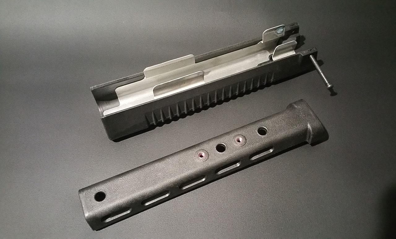 T91 Standard Polymer Handguard