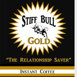 Stiff Bull Coffee 20 Pack