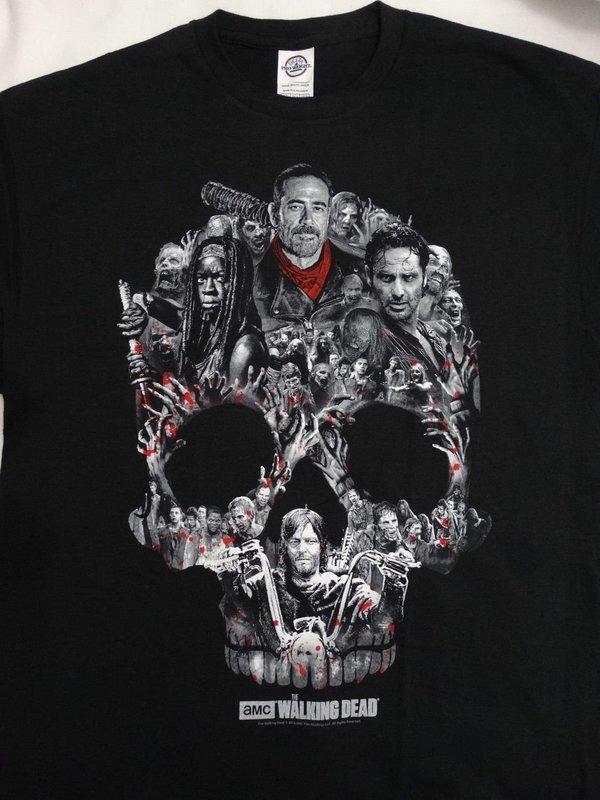 The-Walking-Dead-Tv-Show-Walker-Skull-