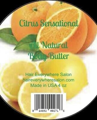 All About You Bodybutter 8OZ