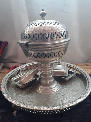 Stainless Steel Antique Decore & more