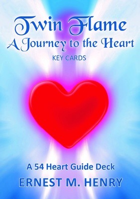 Twin Flame Journey to the Heart Card Deck