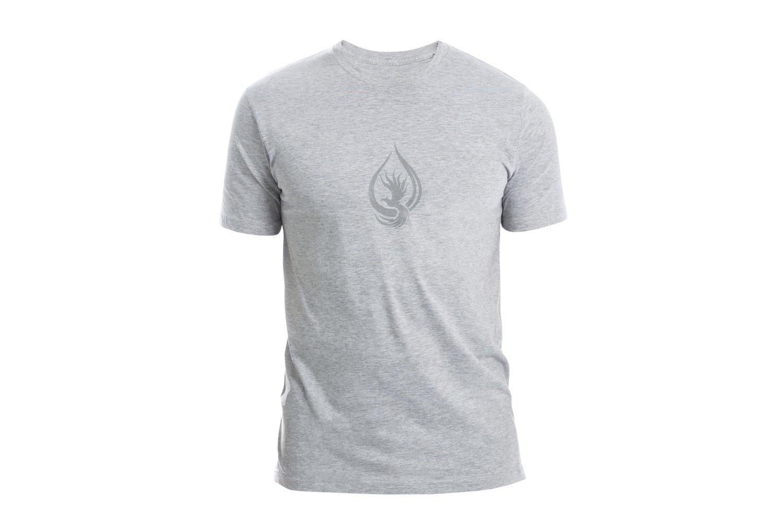 T-shirt MAN Grey/Silver
