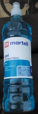 ALCOHOL EN GEL ANTIBACTERIAL