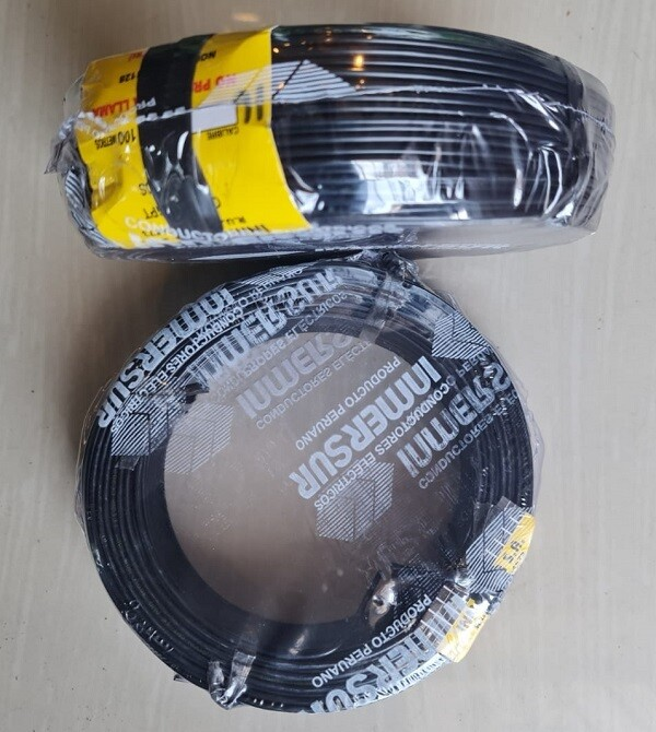 CABLE GPT 16 AWG NEGRO INMERSUR