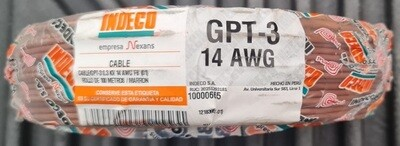 Cable GPT 14 AWG MARRON