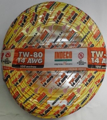 Cable TW80 14AWG