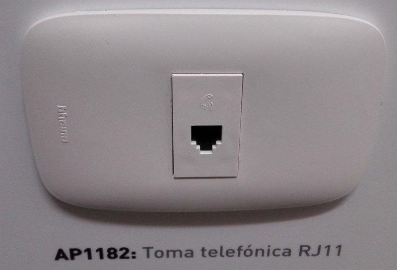 Toma Telefónica RJ11