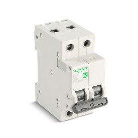 Schneider Interruptor Termomagnetico 2x20A Easy9