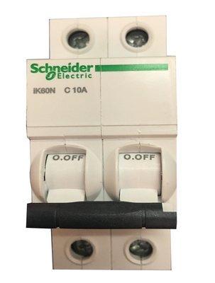 Interruptor Termomagnetico IK60N 2x10A
