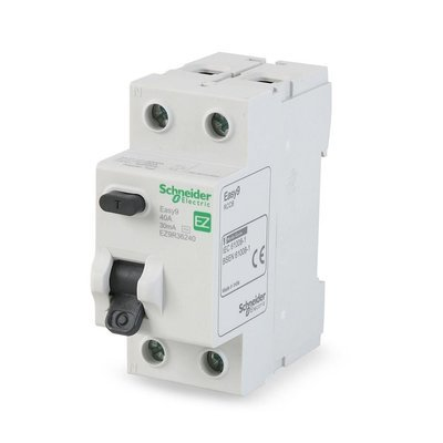 Interruptor Diferencial 2x40A Easy9