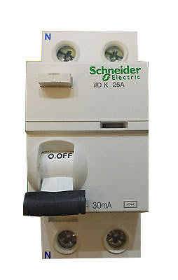 Interruptor Diferencial IK60N 2x25A