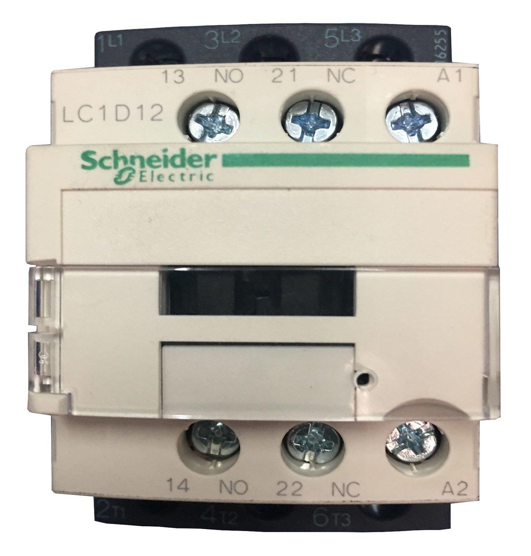 Contactor Tripolar Tesys LC1D12R7