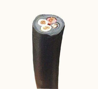 Cable Vulcanizado 4x8AWG