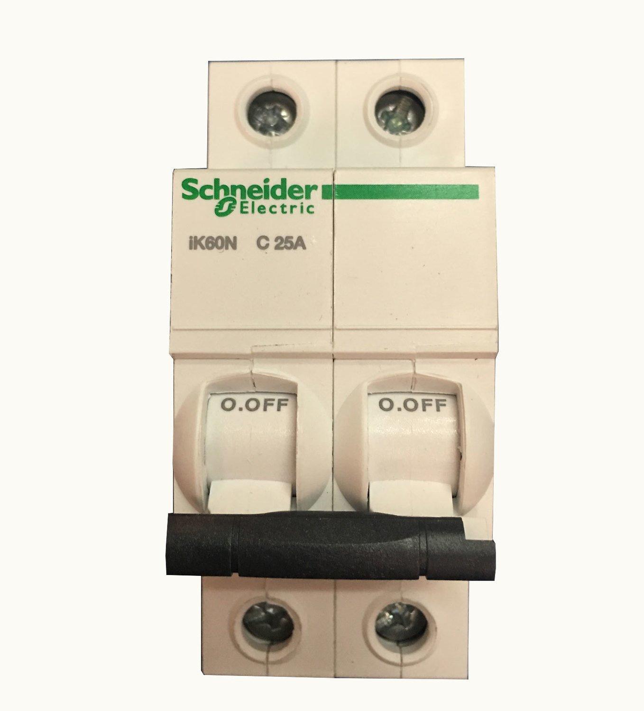 Interruptor Termomagnetico IK60N 2x25A