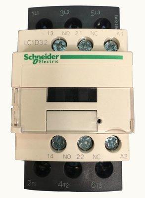 Contactor Tripolar Tesys LC1D32M7