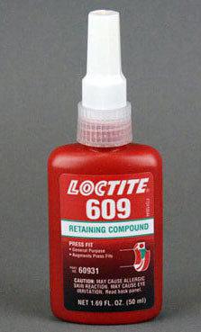 LOCTITE 609 FIJADOR DE RODAMIENTOS
