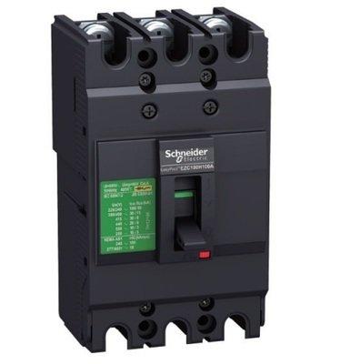 Interruptor Trifasico Fijo 50A EZC Easypact