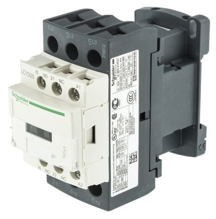 Schneider Contactor Tesys LC1D25M7