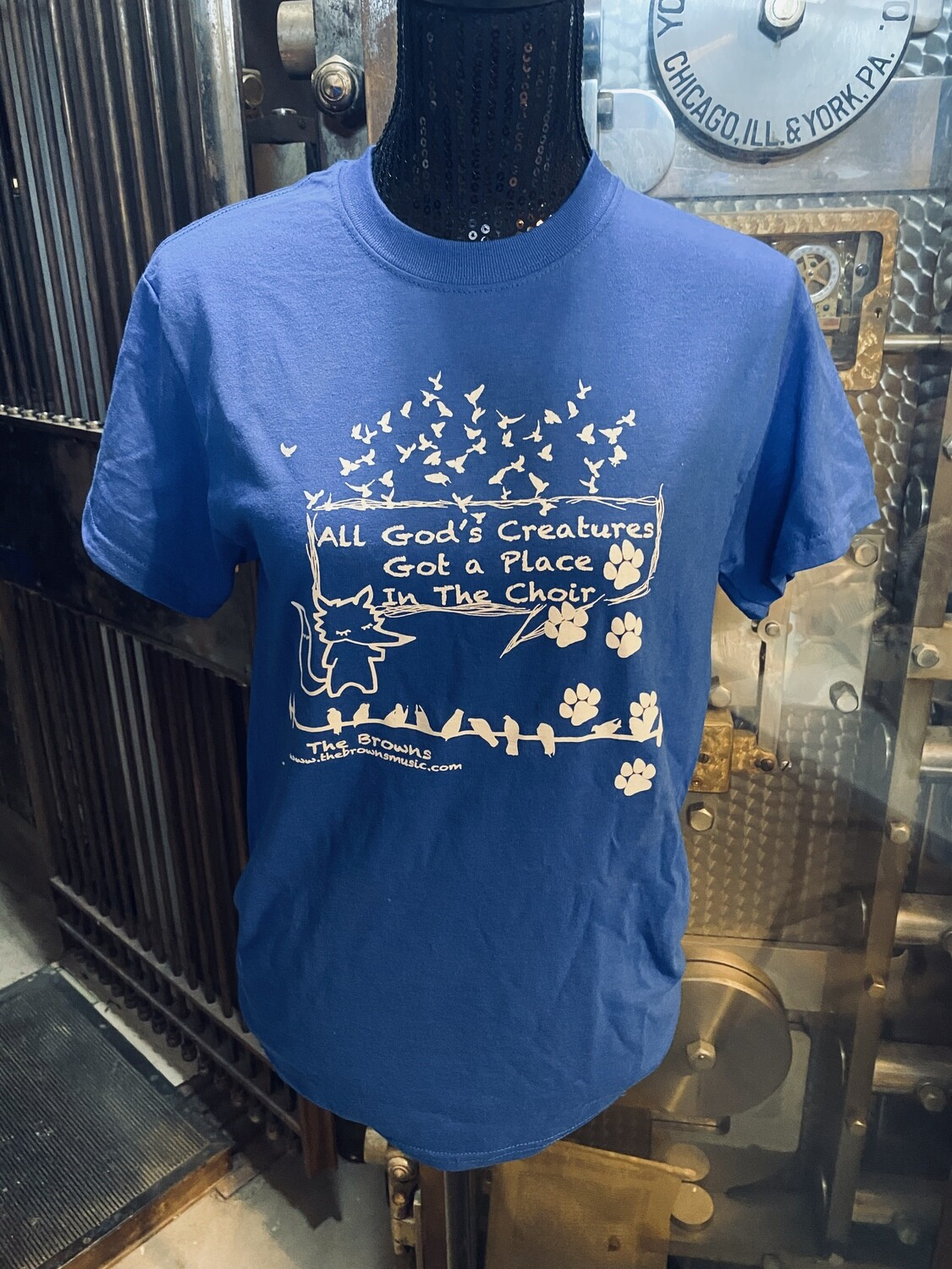 Place In The Choir T-shirt