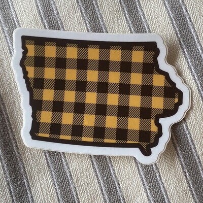 Iowa Stickers