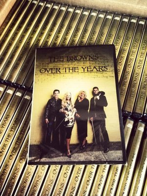 Over The Years - DVD
