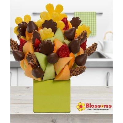 Thank You Flower Pot Blossom