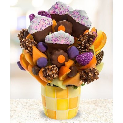 Sweet Treat for You Cupcake Blossom