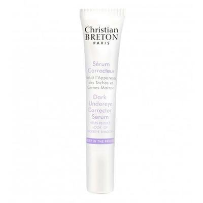 Christian Breton Dark Eye Corrector Serum