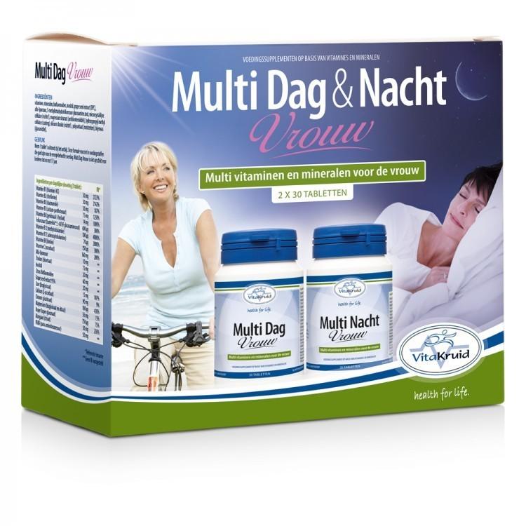 Multi Dag & Nacht Vrouw