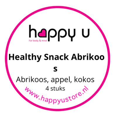 Healthy Bite Abrikoos