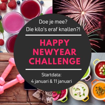 Happy Newyear Challenge!!