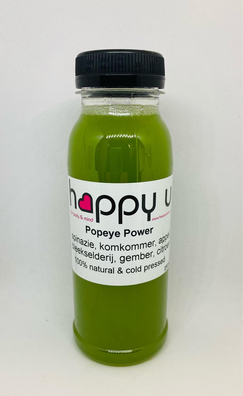 Popeye Power 250ml NIEUW!