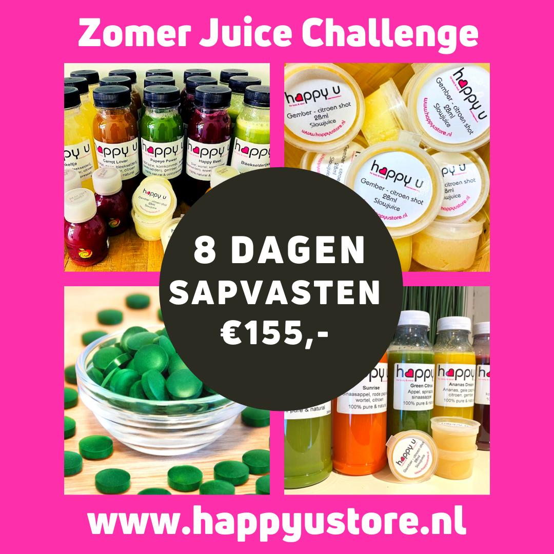 Zomer Juice Challenge!!