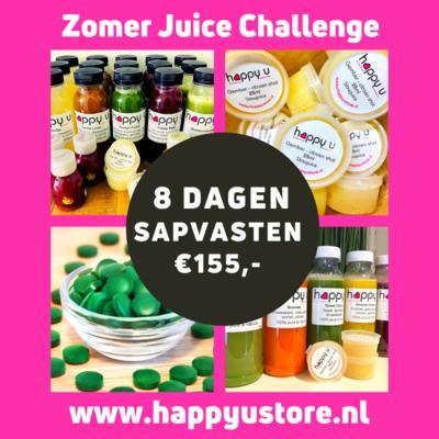 Happy U Juice Challenge!!