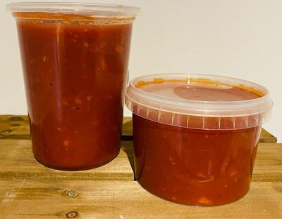 Tomaten soep Zero Waste