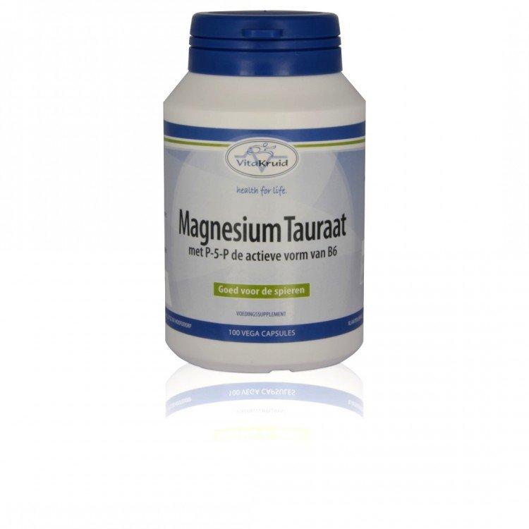 Magnesium Tauraat