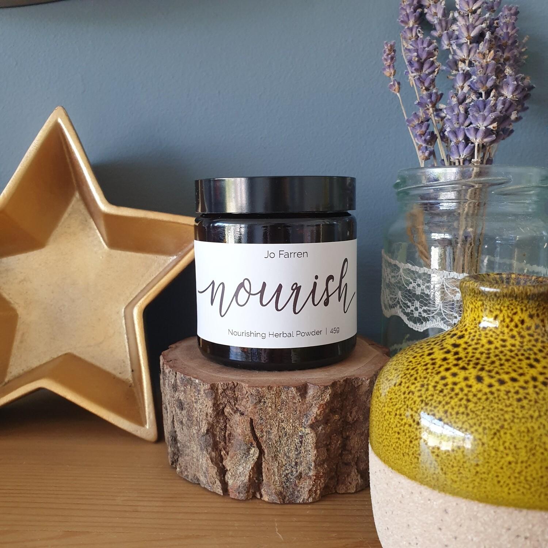 Nourish | Herbal Powder