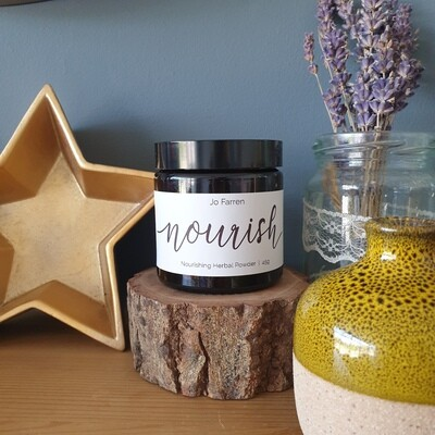 Nourish | Herbal Powder
