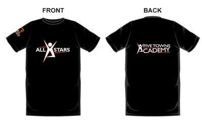 """FTA - """"All Stars"""" Class T-Shirt"""