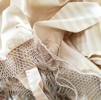 Beige Wedding Tallit Limited Edition | Talled da Matrimonio