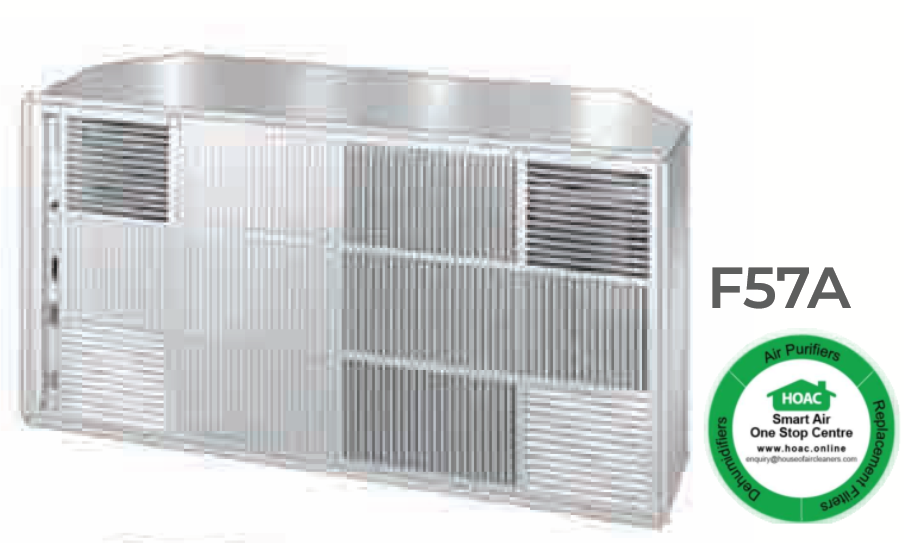 Honeywell Electronic Air Cleaner F57A