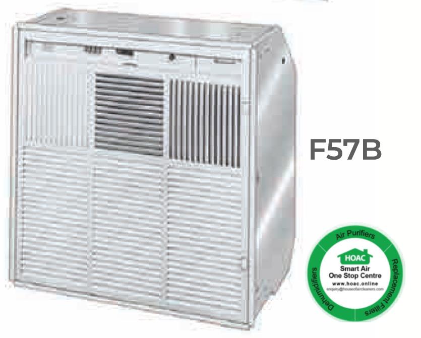 Honeywell Electronic Air Cleaner F57B
