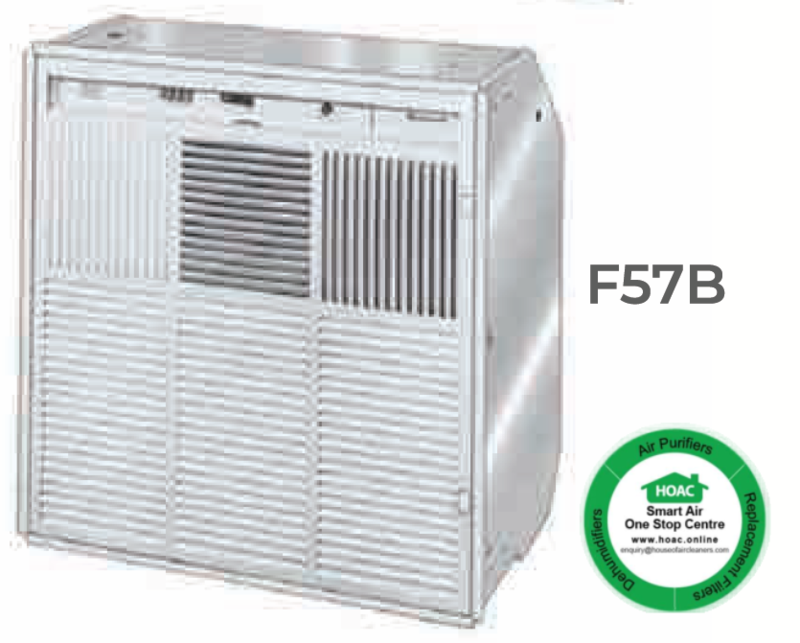 Honeywell Electronic Air Cleaner F57B