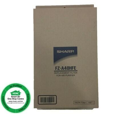 [ORIGINAL] Sharp HEPA Filter FZA40HFE for model KCA-40