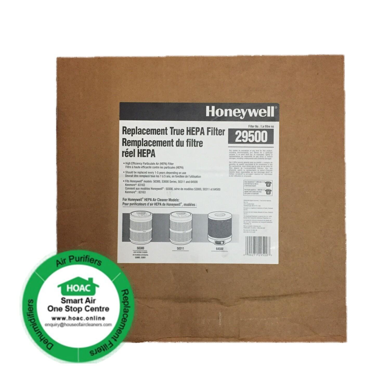 Honeywell True HEPA Filter 29500 for 50311/50300