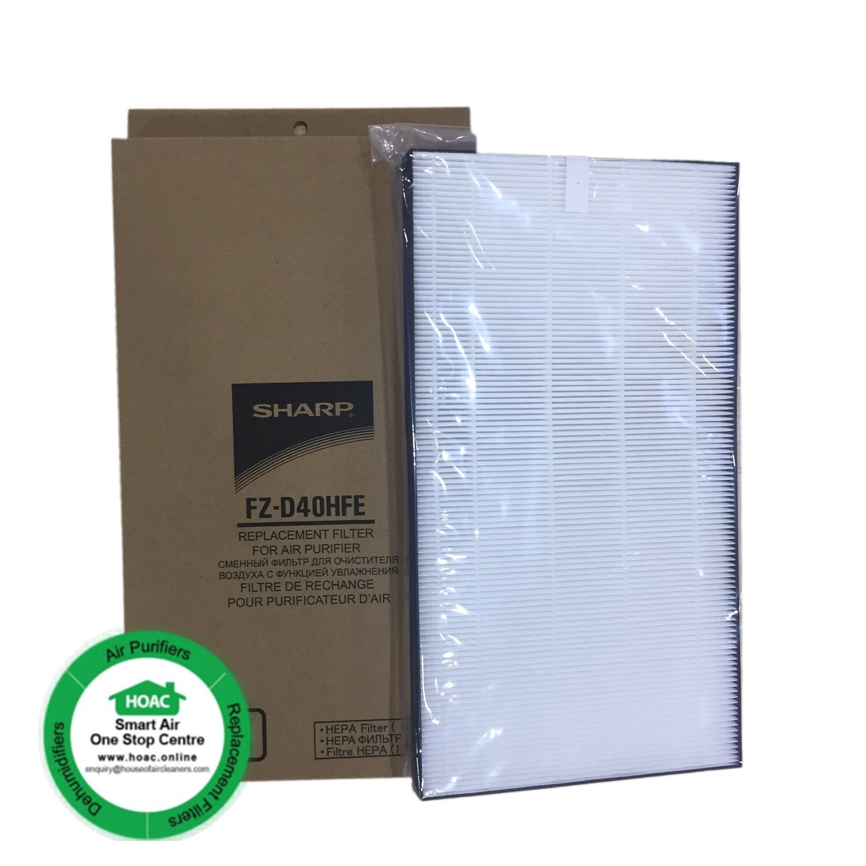 [ORIGINAL] Sharp HEPA Filter FZD40HFE for KCD-40
