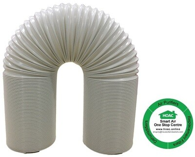 "5"" / 125 mm PVC Flexible Aircond Exhaust Duct (Ready Stock in Kuala Lumpur)"